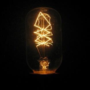 Vintage Dome Bulb E27 (ABC2503)