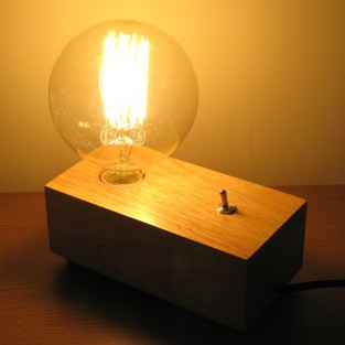 Vintage Flick Switch Lamp (ABC2601)