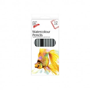 Watercolour Pencils x 12