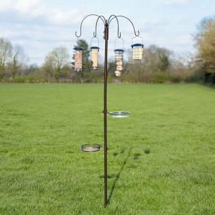 Wild Bird Feeding Station inc Feeders