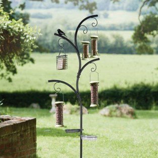 Wild Wings Bird Feeding Station
