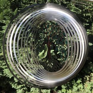 Tree of Life Wind Spinner