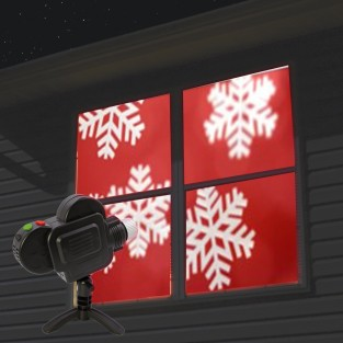 Animated Window Projector