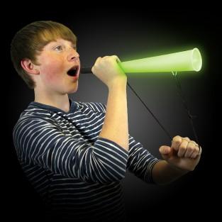 Glow Woofer Horn