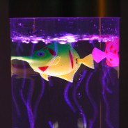 Sensory LED Bubble Fish Lamp 3
