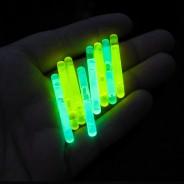 """Glow Sticks 1.5"""" 3"""