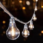 10 Bulb Jute Rope String Lights 1
