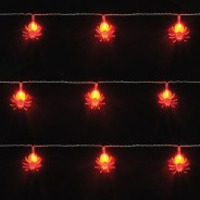 10 Halloween Battery Fairy Lights 2