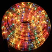 Multi Coloured Rope Light 1
