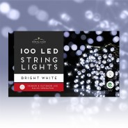 100 Led Mains Operated Lights 2