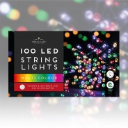 100 Led Mains Operated Lights 3