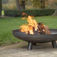 100cm Steel Fire Bowl FF244 2