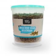 100g Tub Dried Mealworm Wild Bird Feed 1
