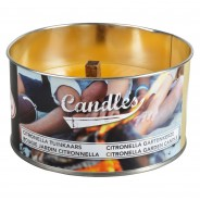 12 Hour Citronella Candle Tin (FF188) 2