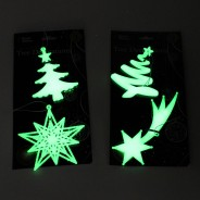 Glow Christmas Tree Decorations (12 packs of 2) 3
