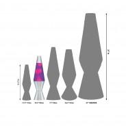 "14.5"" Colourmax Rainbow Lava Lamp 5"