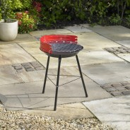"""14"""" Steel BBQ Barbeque  2"""