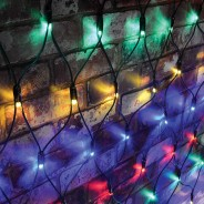 Lyyt 144 LED Connectable NET Lights 2 Multi Coloured
