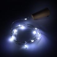15 LED Cork String Lights 3