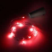 15 LED Cork String Lights 5