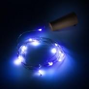 15 LED Cork String Lights 4