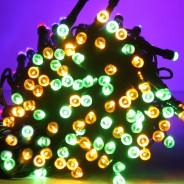 150 LED Dual Coloured Chaser Lights 5