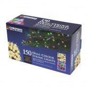150 LED Dual Coloured Chaser Lights 6