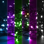 Solar String Lights 160 LED by Gloworm  1