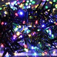 180 LED Garland Light B/O 2