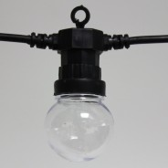Connectable Clear Cap Festoon Lights 3
