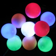 Multi Coloured Connectable Festoon Lights 2