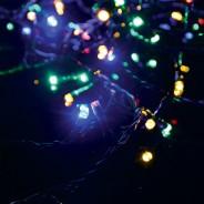 200 Multi Coloured Timer Fairy Lights 4