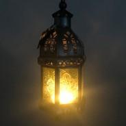 20cm Indian Arts Moroccan Lantern 3