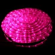 20m LED Rope Light 1 Pink