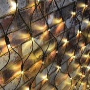 240 Heavy Duty Net Lights 2 Warm White