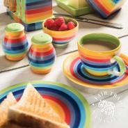Rainbow Ceramics Table Essentials  3