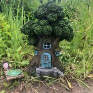 29cm Light Up Fairy Treehouse (5675) 3