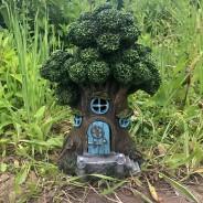 29cm Light Up Fairy Treehouse (5675) 2