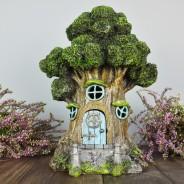 29cm Light Up Fairy Treehouse (5675) 1