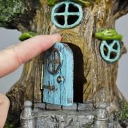 29cm Light Up Fairy Treehouse (5675) 6