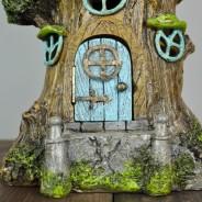 29cm Light Up Fairy Treehouse (5675) 7