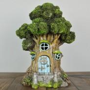 29cm Light Up Fairy Treehouse (5675) 4
