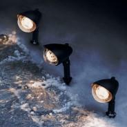 3 LED Kaleidoscope Path Lights 1 Warm White