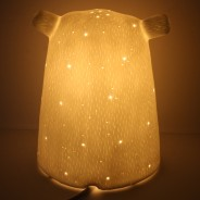 3D Ceramic Lamp Bear 2