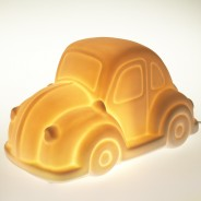 3D Ceramic Lamp Car 3