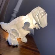 3D Ceramic Lamp Dinosaur 2
