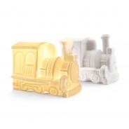 3D Ceramic Lamp Train 2