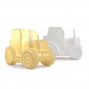 3D Ceramic Lamp Tractor 1