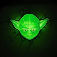 3D FX Star Wars Yoda 1
