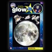 Glow 3D Moon 2